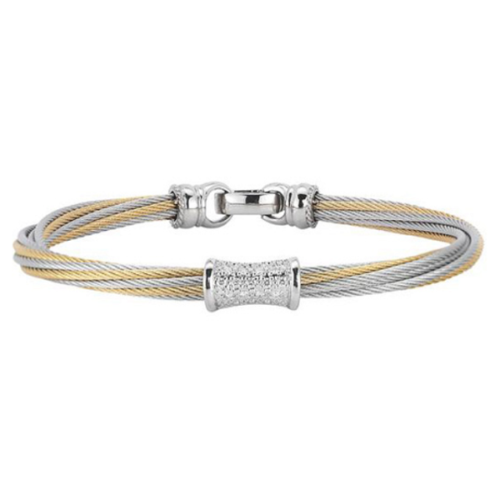 Charriol Bracelet - Classique (Size 7) 04-34-S505-11