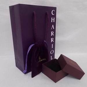 Charriol Bangle 3MM 04-37-S115-11