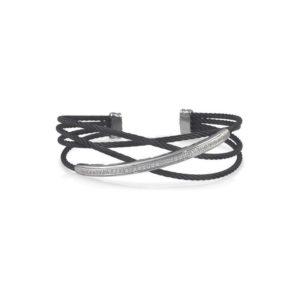 Charriol Noir Bangle Bracelet 04-52-0407-11