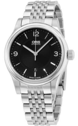 Oris Classic Date 0173375944034-0782061 Men's Watch