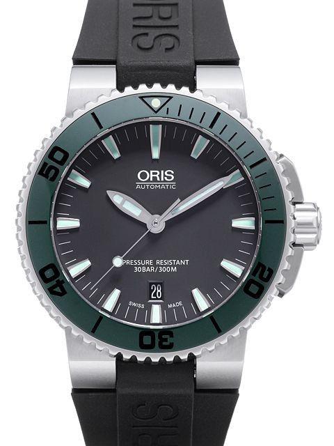 Oris Aquis 0173376534157-0742634eb Men's Watch