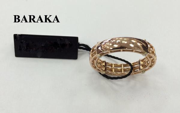 BARAKA AN272071RBLU230000 18K RING