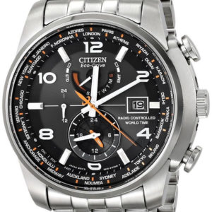 Citizen at9010-52e World Time A-T Men's Watch
