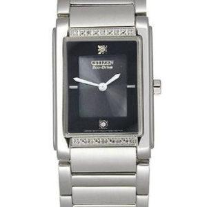Citizen Men's BL6020-58E Diamond Bracelet