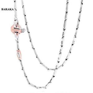 BARAKA GC221931BIDB600002 18K/DIAM NECKLACE