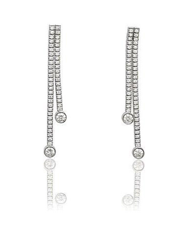 Simon G GE100 Earrings