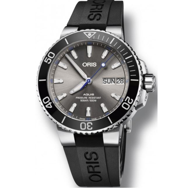 Oris 0175277334183-Set Rs Aquis Hammerhead Limited Edition