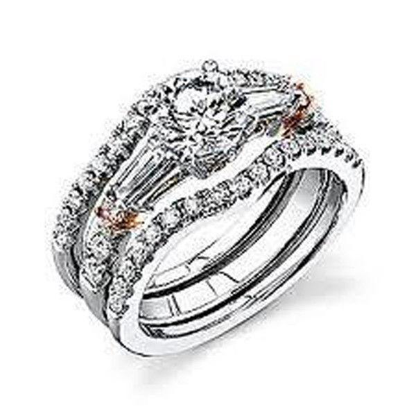 Simon G Engagement Ring LP1786