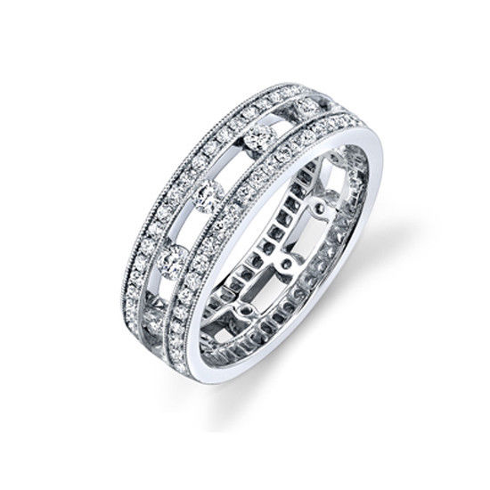 Simon G LP1964 Ring Size 6.5