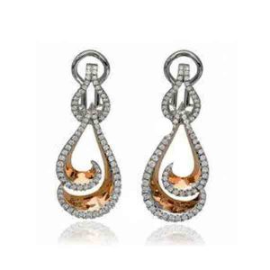 Simon G ME1535 Earrings
