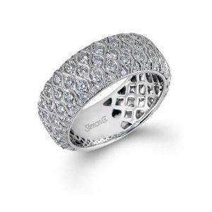 Simon G MR1705 Ring