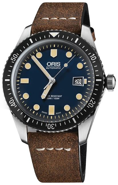 Oris Divers Sixty-Five 42mm Mens Watch 0173377204055-0752102