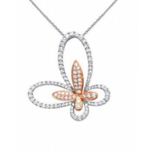 Simon G TP214 Diamond Pendant