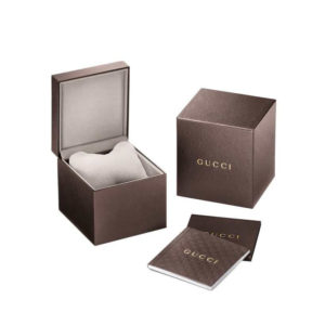 GUCCI YA126420 G-Timeless Black Dial Automatic Mens  Watch