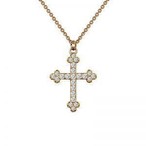 Lafonn 9N025CLG18 Pendant Necklace 18 Inch