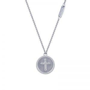 Lafonn 9N030CLP18 Necklace 18 Inch