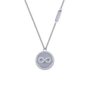 Lafonn 9N043CLP18 Necklace 18 inch