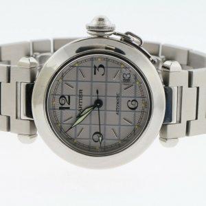 Pasha de Cartier 2324 SS Automatic Watch
